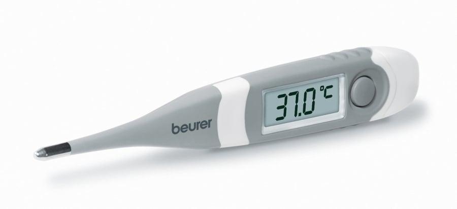 Beurer FT 15 Ψηφιακό Εύκαμπτο Θερμόμετρο για Γρήγορη Μέτρηση, 1 τεμάχιο