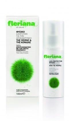 Power Health Fleriana Lice Protector Spray για την Προστασία από τις Ψείρες, 100ml