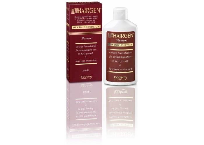 Boderm Hairgen Shampoo Σαμπουάν κατά της Τριχόπτωσης, 200ml