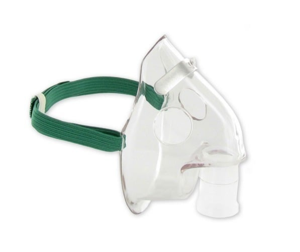 Rossmax Ανταλλακτική Μάσκα Νεφελοποιητή Ενηλίκων (Adult Mask), 1 τεμάχιο