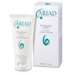 Ariad Balancing Cream Mat Effect Κρέμα για τη Ρύθμιση της Λιπαρότητας στο Πρόσωπο, 50ml
