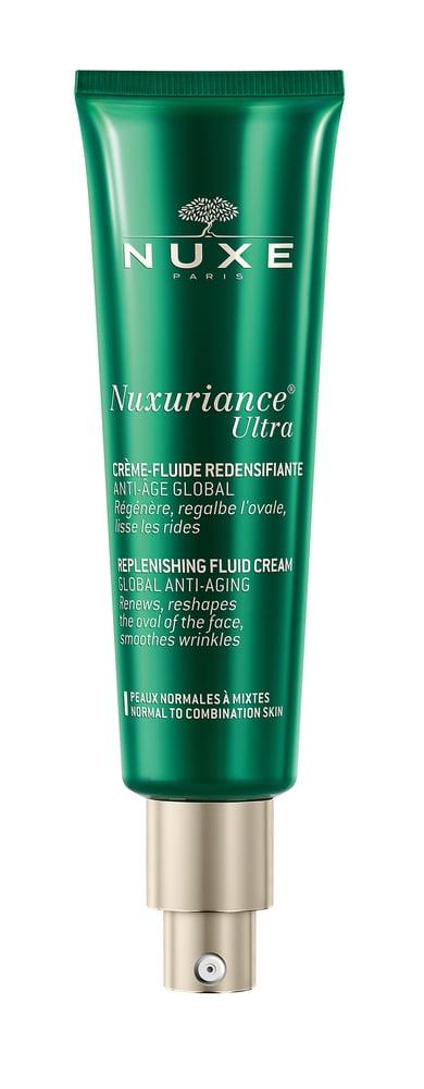 Nuxe Nuxuriance Ultra Creme Fluide Κρέμα Ημέρας Ολικής Αντιγήρανσης Ελαφριάς Υφής για Μικτή/Κανονική Επιδερμίδα, 50ml