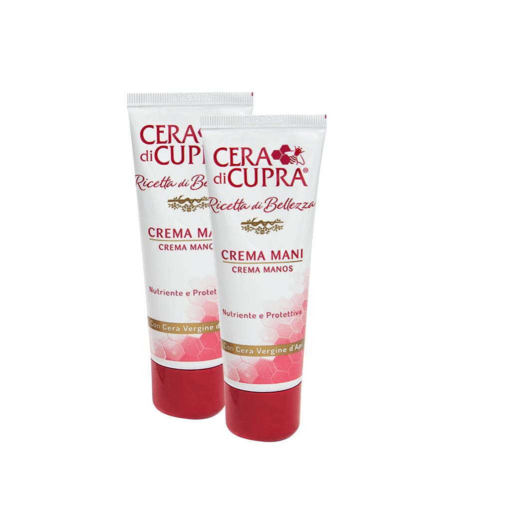 d880156206 2x Cera di Cupra Hand Cream with Virgin Beeswax Nourishing and Protective