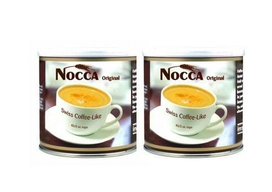 2 x Power Health Nocca Φυσικό Αναπλήρωμα Καφέ, 2 x 125 gr
