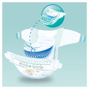 Pampers Active Baby Πάνες Maxi Pack Μέγεθος 7 (15+ kg), 40 Πάνες-2
