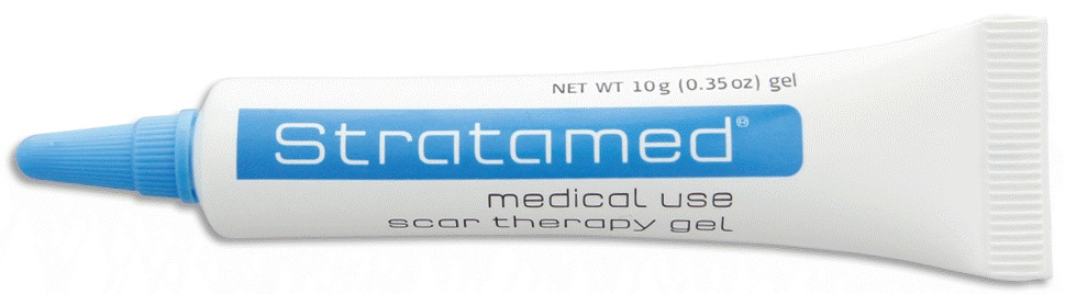 Stratamed Γέλη Σιλικόνης για την Πρόληψη & την Θεραπεία των Ουλών, 10gr