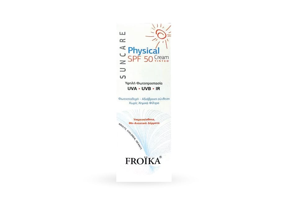 Froika Physical Antiactinic Cream SPF 50, 50ml