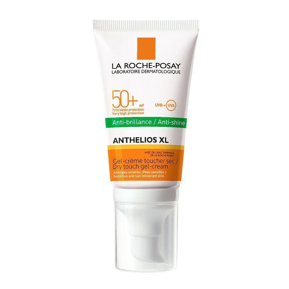 La Roche Posay Anthelios Anti-brillance XL SPF50+ Αντηλιακή Gel Κρέμα Προσώπου για Ματ Αποτέλεσμα, 50ml