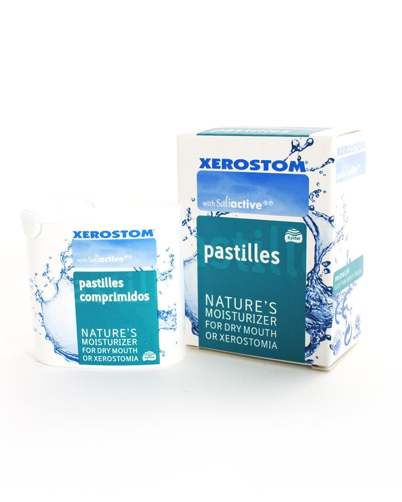 Xerostom Pastilles Παστίλιες για την Ξηροστομία με Γεύση Λεμόνι, 30 lozenges