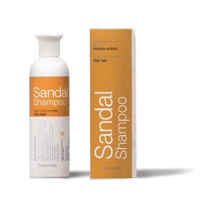 Evdermia Sandal Shampoo 250 ml