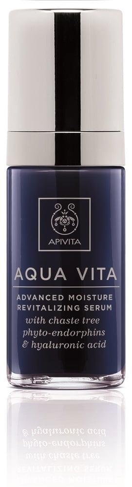 Apivita Aqua Vita Advanced Moisture Revitilizing Serum Ενισχυμένος Ορός Προσώπου Εντατικής Ενυδάτωσης, 30ml