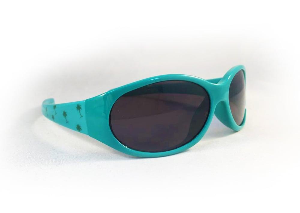 Chicco Cartoon Boy 12m+ Γυαλιά Ηλίου για Αγόρι, Πράσινο Χρώμα, 1 ζευγάρι