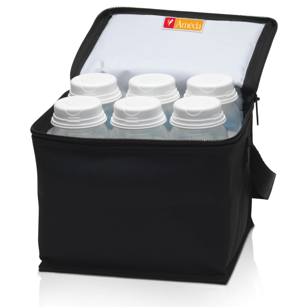 Ameda Cool & Carry Τσάντα Αποθήκευσης Γάλακτος, 1 τεμάχιο