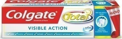 Colgate Total Visible Action Αντιβακτηριδιακή Οδοντόκρεμα, 75ml