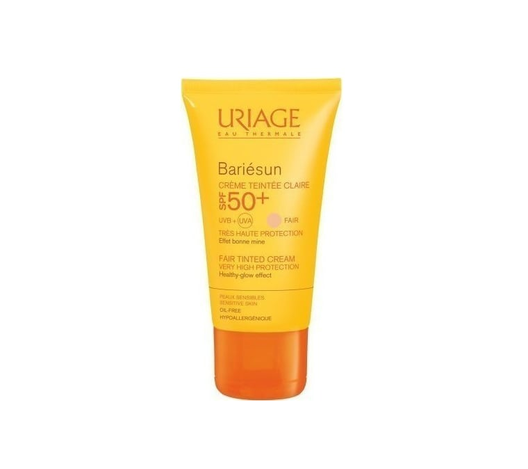 URIAGE Bariesun Creme Teintee Claire SPF 50+, 50ml
