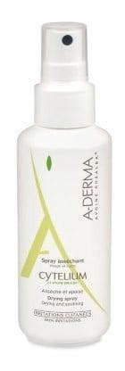 A-Derma Cytelium Spray Assechant Καταπραϋντικό Σπρέι κατά της Ερυθρότητας του Ερεθισμένου Δέρματος, 100ml
