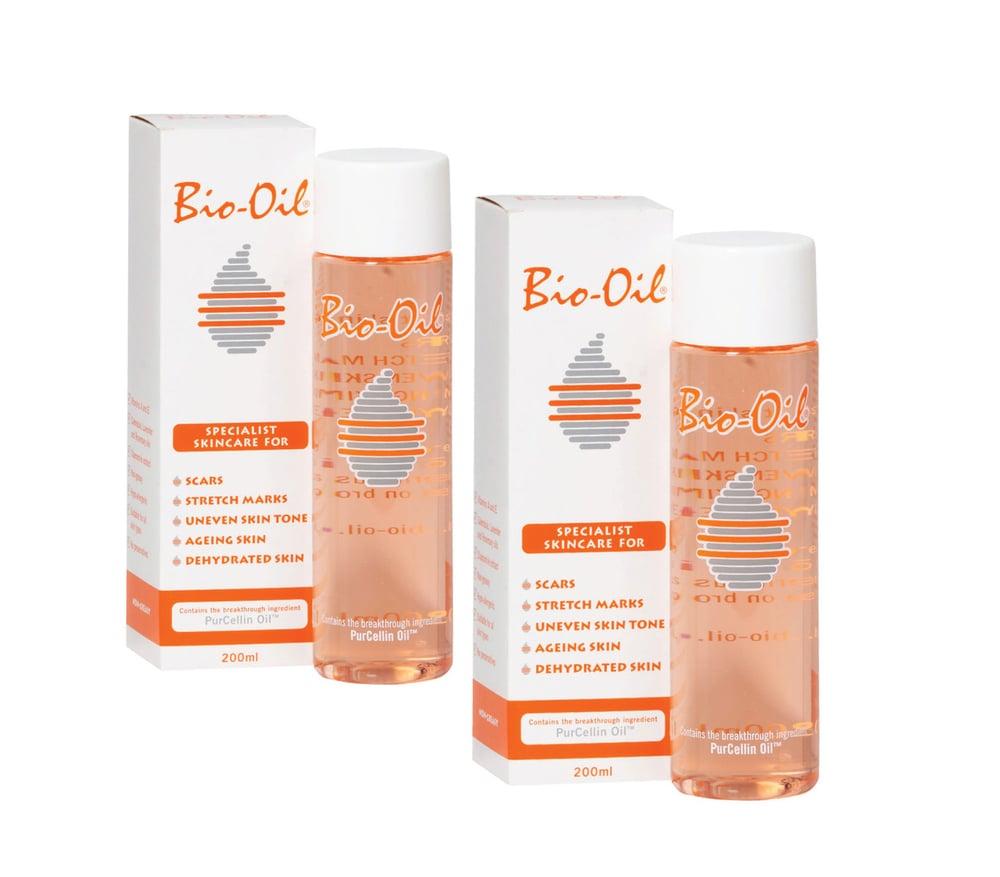 2 x Bio Oil PurCellin Oil Ειδικό Έλαιο Περιποίησης της Επιδερμίδας, 2 x 200ml
