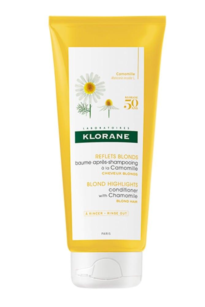 Klorane Conditioner Cream Chamomile Μαλακτική Κρέμα Μαλλιών με εκχύλισμα χαμομηλιού, 200ml
