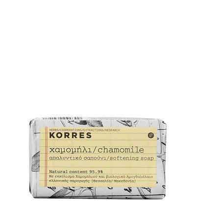 Korres Απαλυντικό Σαπούνι Χαμομήλι για Πρόσωπο & Σώμα, 125ml