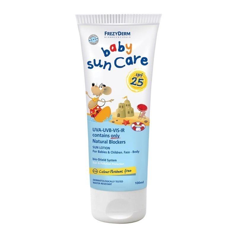 Frezyderm Baby Sun Care SPF25, 100ml