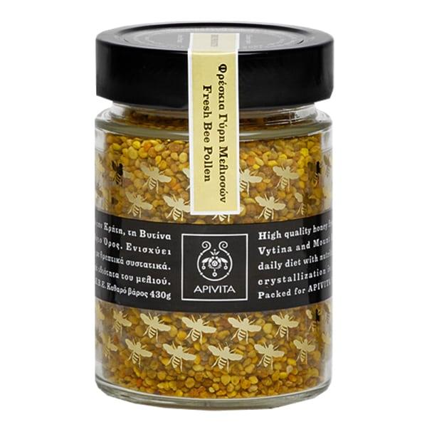 Apivita Bee Pollen Γύρη Μελισσών, 200gr