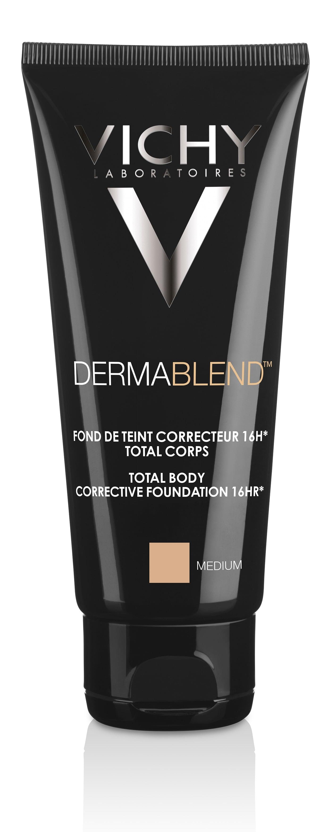 Vichy DERMABLEND Make-Up Total Body Corrective 16hrs SPF15, σε απόχρωση Medium, 100ml