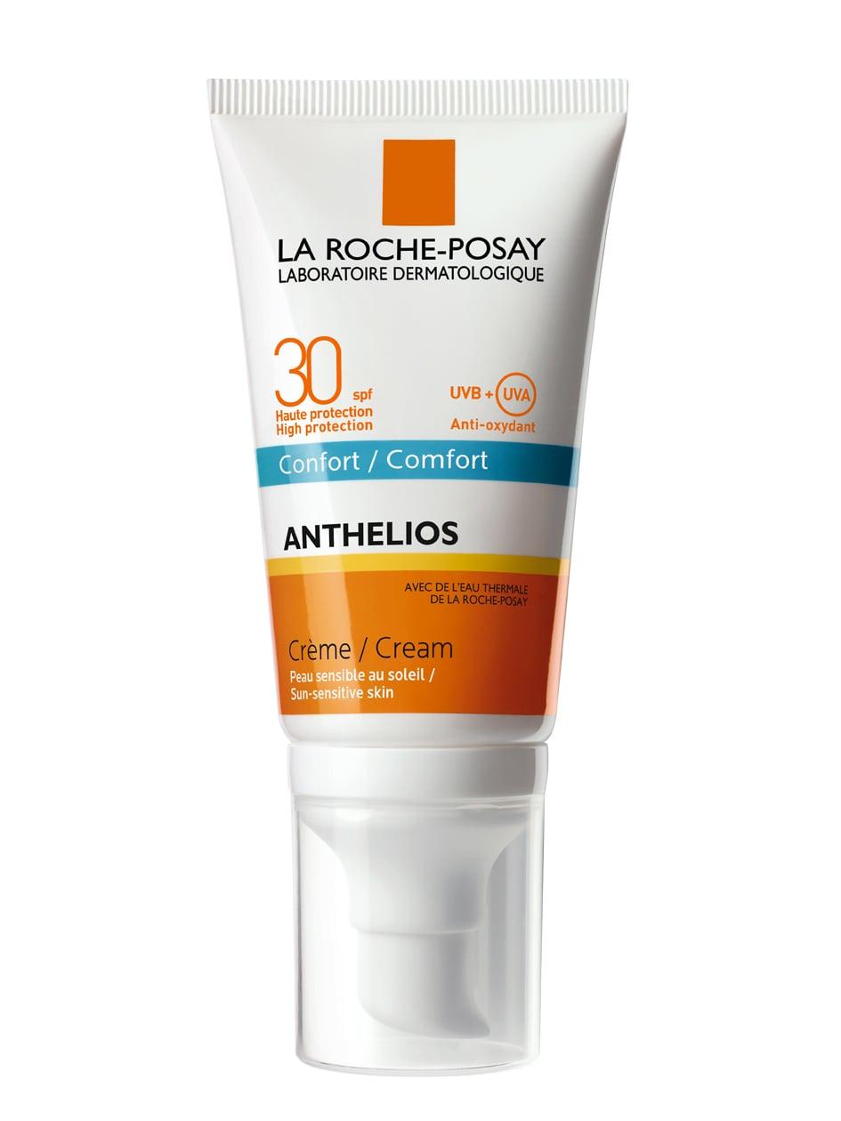 La Roche Posay Anthelios XL Creme Comfort SPF30 Αντηλιακή Kρέμα Προσώπου με Άρωμα για την Ευαίσθητη Επιδερμίδα, 50ml