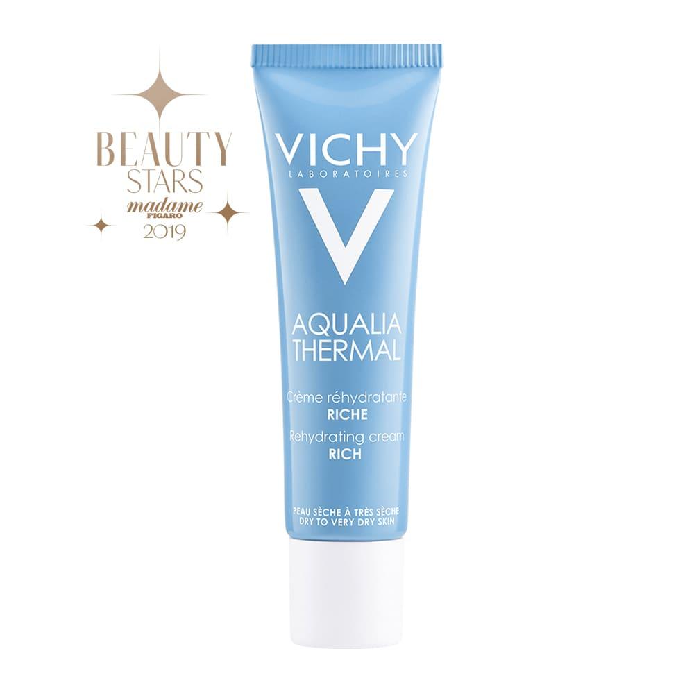 Vichy AQUALIA THERMAL Rehydrating Rich Cream, 30ml