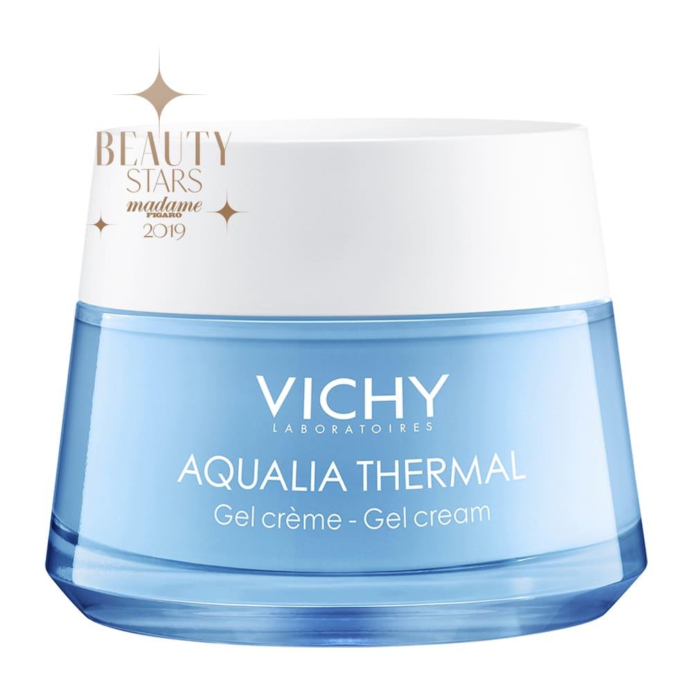 Vichy AQUALIA THERMAL Rehydrating Cream-Gel Λεπτόρρευστη Κρέμα για 48ωρη ενυδάτωση για Κανονική/Μεικτή επιδερμίδα, 50ml