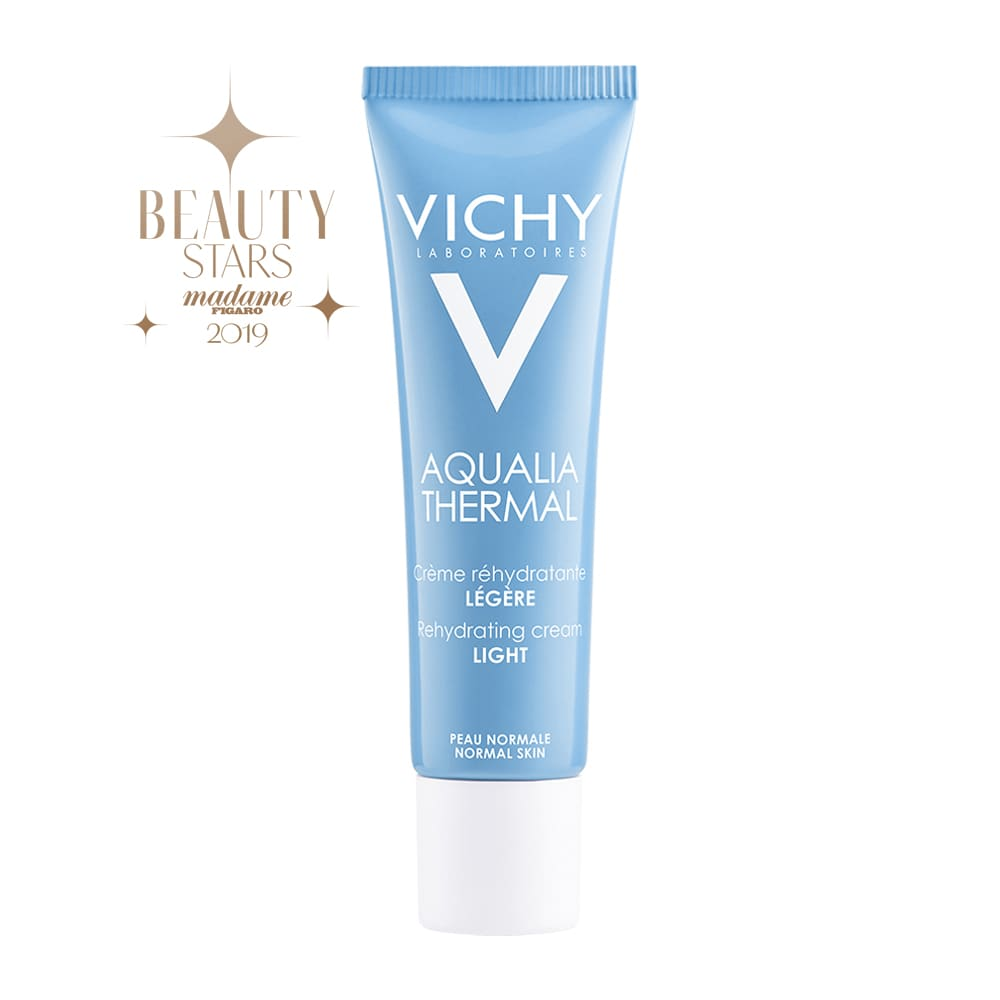 Vichy AQUALIA THERMAL Rehydrating Light Cream Κρέμα με Ελαφριά Υφή Ενυδατικής Αναπλήρωσης, 30ml