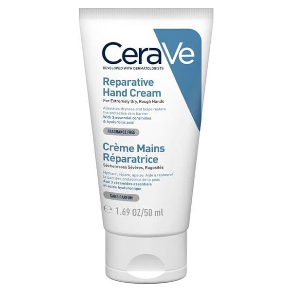 Cerave Reparative Hand Cream Επανορθωτική Κρέμα Χεριών, 50ml