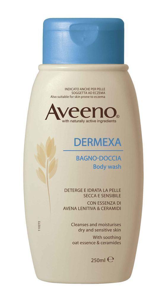 Aveeno Dermexa Emollient Body Wash, 300 ml