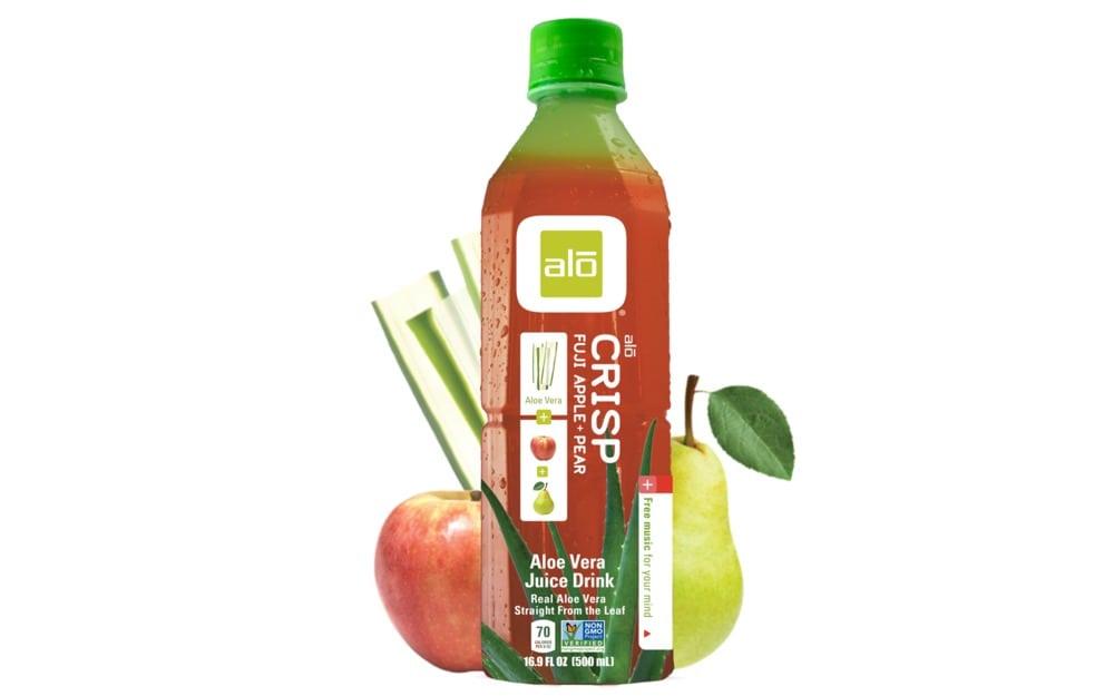 Alo Crisp 100% Φυσικός Χυμός Αλόης για Όλες τις Ώρες, 500ml