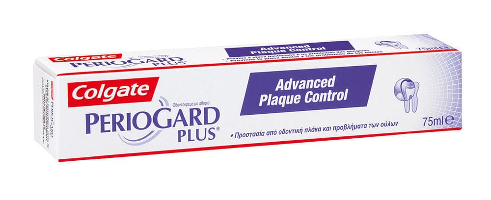 Colgate Periogard Plus Οδοντόκρεμα, 75 ml