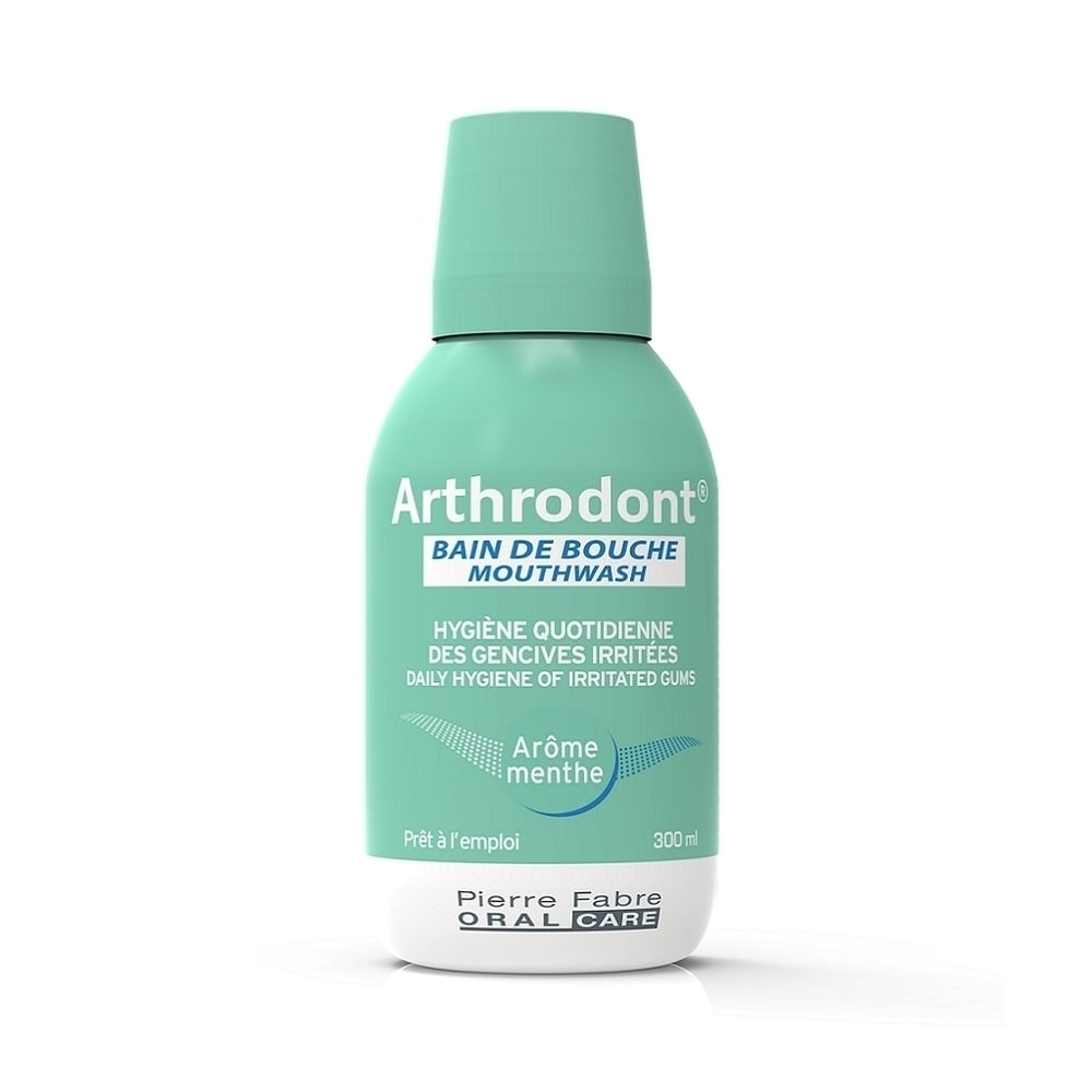 Elgydium Arthrodont Μouthwash, 300 ml
