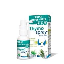 Tilman Thymo Spray Σπρέι με Καταπραϋντική Δράση για το Λαιμό με Εκχύλισμα Θυμαριού, 24ml