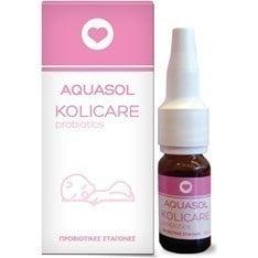 Aquasol Kolicare Probiotics Προβιοτικές Σταγόνες κατά των Βρεφικών Κολικών, 4ml