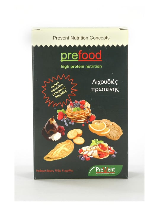 "Prevent Prefood \""All in One\"" Πακέτο με «Λιχουδιές Πρωτεΐνης», 153gr / 6 τεμάχια"