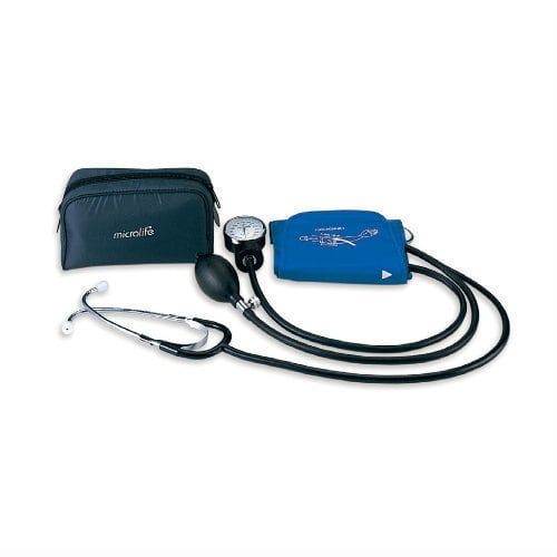 Microlife AG1 30 Αναλογικό Πιεσόμετρο Μπράτσου Ιδανικό για Μετρήσεις στο Σπίτι, 1 τεμάχιο