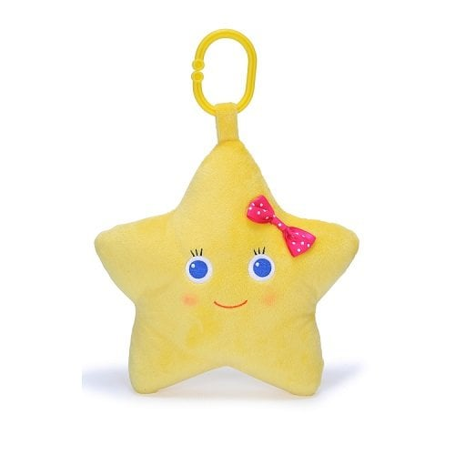 Little Baby Bum Little Star Αστεράκι Μουσικό Λούτρινο Εκμάθησης, 1 τεμάχιο