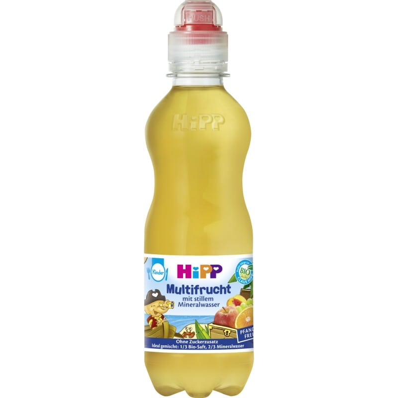 Hipp Χυμός από Φρέσκα Φρούτα, 0.3L