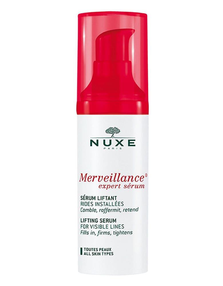 Nuxe Merveillance Expert Serum Ορός Ανόρθωσης Προσώπου για την Αντιμετώπιση των Ρυτίδων & τη Σύσφιξη της Επιδερμίδας, 30ml