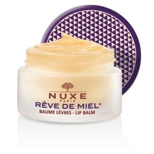 Nuxe Reve de Miel Baume Levres Βάλσαμο Θρέψης & Ενυδάτωσης Χειλιών, 15 ml