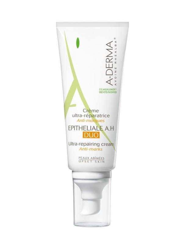A-Derma Epithéliale Crème AH DUO Κρέμα Πολλαπλής Επανόρθωσης, 100ml