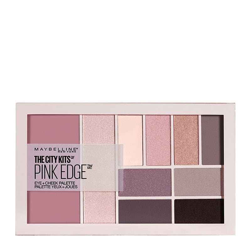 Maybelline The City Kits All in One Παλέτα Μακιγιάζ, 12gr - Pink Edge