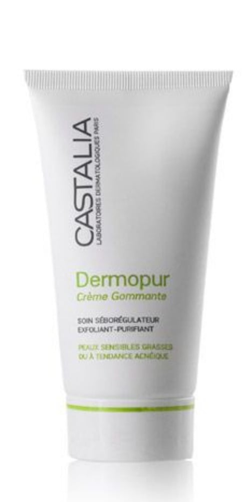 Castalia Dermopur Creme Gommante, 50 ml