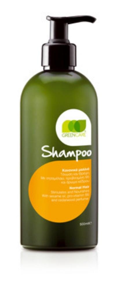Green Care Shampoo Normal Hair 500ml