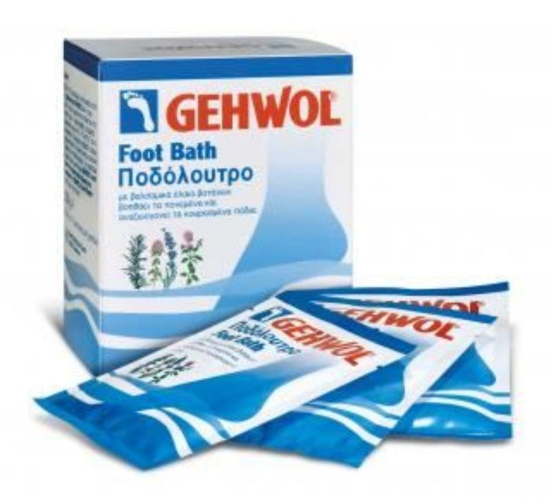 Gehwol Foot Bath,10x20gr