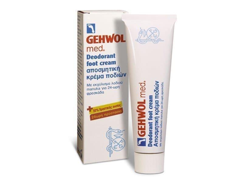 Gehwol med Deodorant Foot Cream,75ml