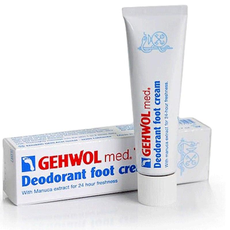 Gehwol med Deodorant Foot Cream,125ml